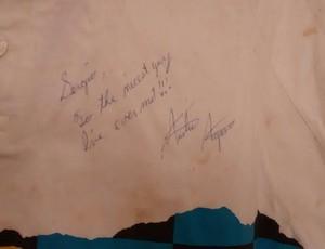 Camisa Andre Agassi 87 - Foto 1