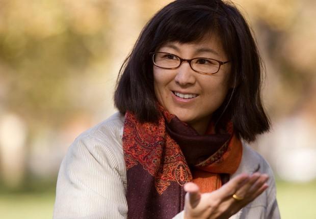 A arquiteta e designer Maya Lin (Foto: Divulgação)