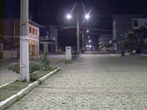Amanhecer em São José dos Ausentes, RS (Foto: Reprodução/RBSTV)