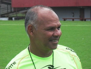 Marcelo Buarque falou sobre o empate contra o Resende (Foto: Fábio Bião)