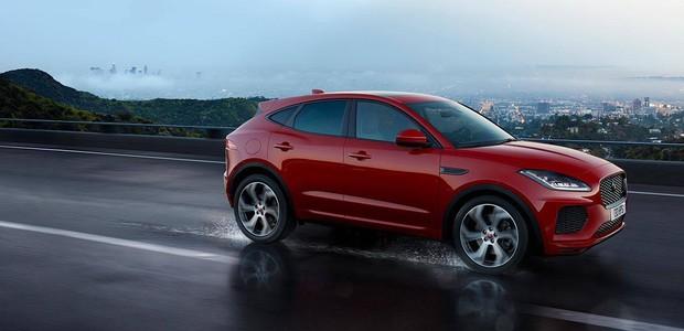 E-Pace, novo SUV da Jaguar  (Foto: reprodução)