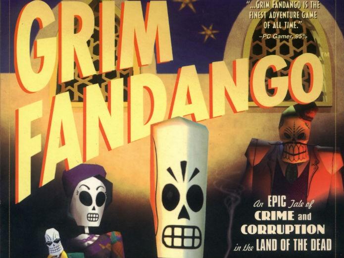 Grim Fandango: Clássico de aventura recebe remake (Foto:Divulgação/Lucas Arts)