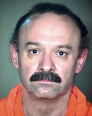 Joseph Rudolph Wood em foto sem data (Foto: Arizona Department of Corrections/AP)
