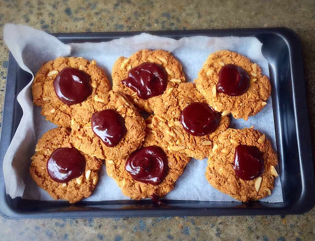 receita cookies  (Foto: reprodução - Instagram)