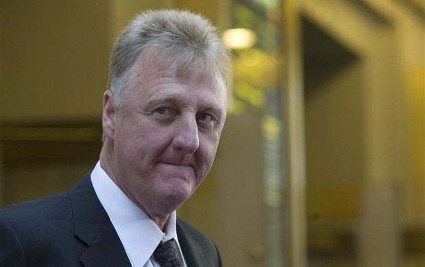 Larry Bird (Foto: Reuters)