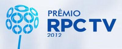 Prêmio RPC TV 2012 (Foto: Divulgação/RPC TV)