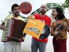 Alexandre Espinheira participa do evento 'Vinil com dendê', em Salvador