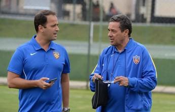 """Muricy aprova Vanderlei Luxemburgo no Sport e vê o treinador com """"fome"""""""