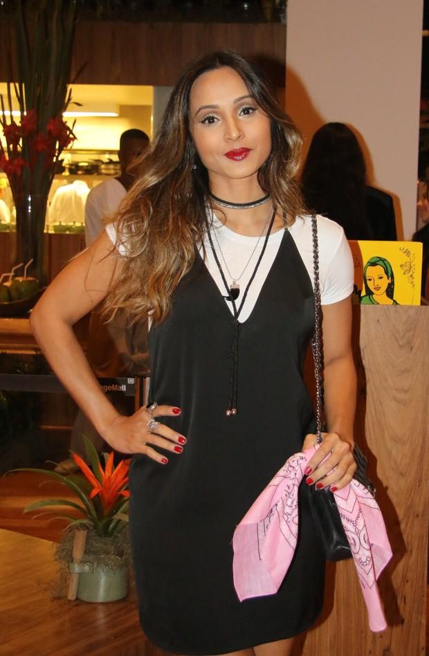 Thaíssa Carvalho (Foto: Fabio Moreno/Agnews)