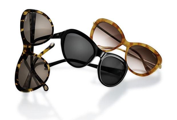 5ff897026a1a8 Os modelos de óculos de sol femininos são a novidade da marca de joias (Foto