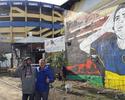 Riquelme completa 38 anos e ganha homenagem nos arredores da Bombonera