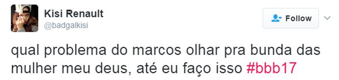 Tweet Manoel (Foto: Reprodução da Internet)