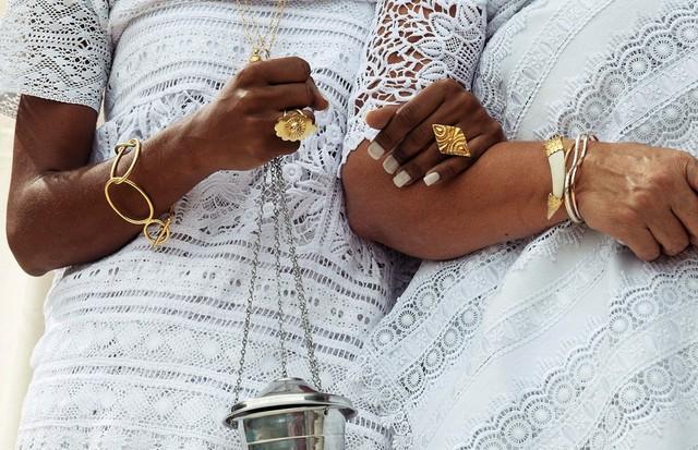 ASÈ: Julia Gasti lança coleção de joias (Foto: Divulgação)