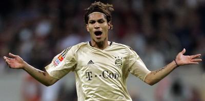 Guerrero Bayern de Munique 2005 (Foto: Reuters)