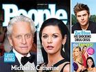 Michael Douglas e Zeta-Jones tentam salvar casamento, diz revista