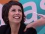 Ana Maria elogia Andreia Horta por papel principal no filme 'Elis': 'Queria ficar de joelhos para você'