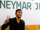 Instituto Neymar Jr. realiza festa para comemorar um ano de atividades