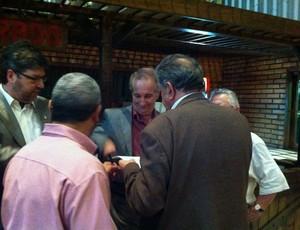 luigi presidente inter (Foto: Diego Guichard/Globoesporte.com)