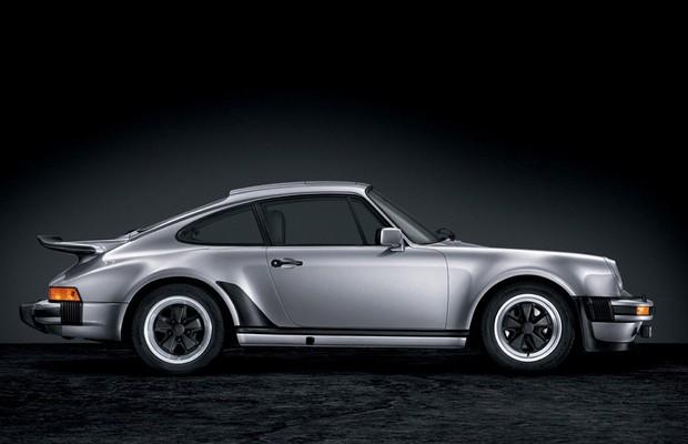 Porsche 911 Turbo 1975 (Foto: Divulgação)