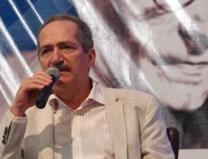 Ministro esporte  Aldo Rebelo (Foto: Viviane Leão/GLOBOESPORTE.COM)