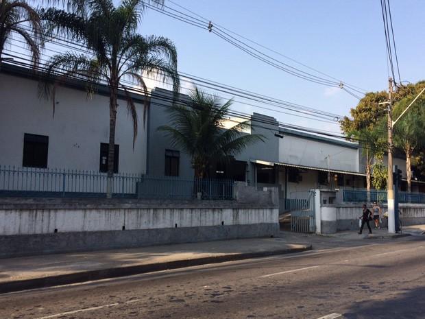 Presidio em Niterói vai receber internos do BEP, que começou a ser desativado nesta sexta-feira (2) (Foto: Marcelo Elizardo/G1)