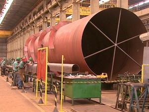 Produtos visam novos setores, como petroquímico, metalurgico e de celulose (Foto: Marcio Meireles/EPTV)