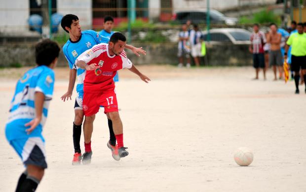 Copa dos Bairros Manaus (Foto: Mauro Neto/Semdej)