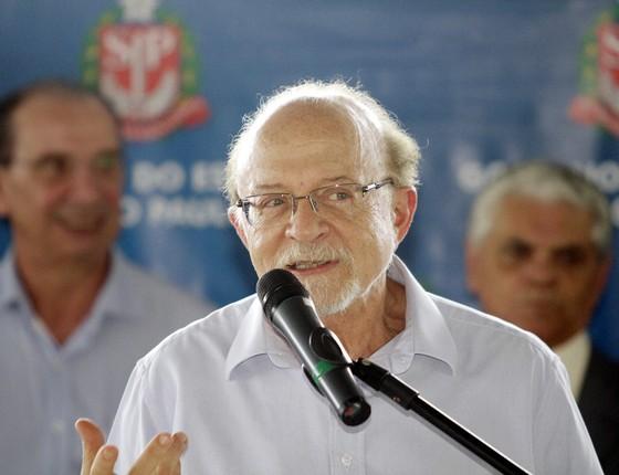 Alberto Goldman, ex-governador de São Paulo e vice-presidente nacional do PSDB (Foto: Cris Castello Branco / Governo de São Paulo)