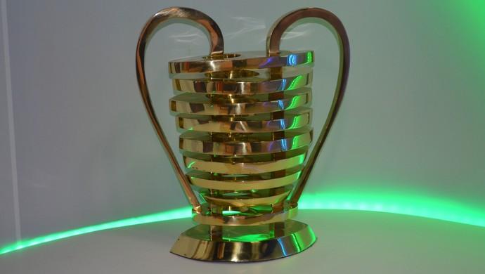 Taça da Copa do Nordeste (Foto: Osmar Rios/GloboEsporte.com)