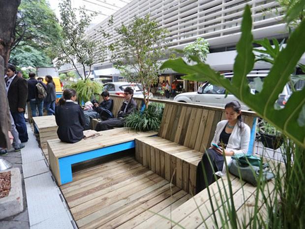 Novo espaço localizado na Rua Padre João Manuel (Foto: Divulgação)