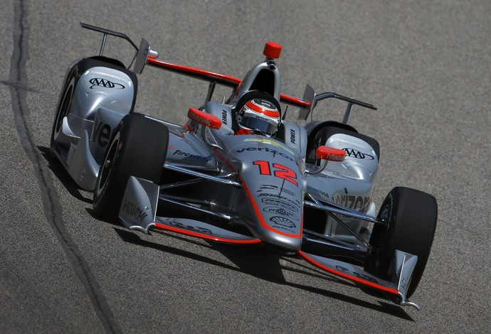 Will Power Penke Fórmula Indy (Foto: Getty Images)
