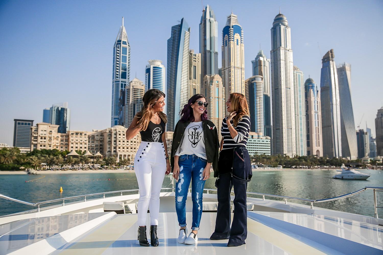 Tommy X Gigi - Together Tour Dubai (Foto: Reprodução)