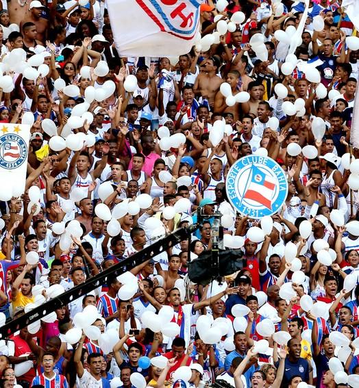 gás a mais (Felipe Oliveira/Divulgação/EC Bahia)