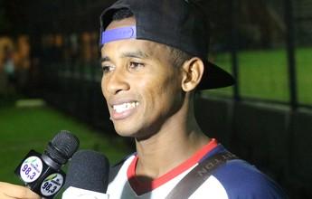 """Depois de fazer três gols, Jr. Pindaré projeta artilharia: """"Custa nada sonhar"""""""