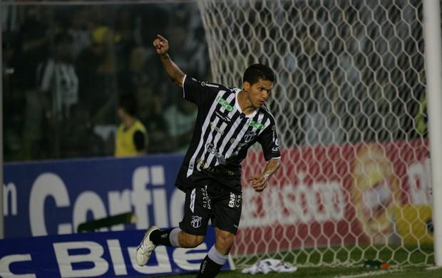 Magno Alves Ceará São Caetano Série B PV (Foto: Bruno Gomes/Agência Diário)
