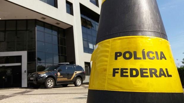 Polícia Federal (PF) (Foto: Reprodução/Facebook)