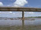 Nível do Rio Grande cai pela metade em 4 anos e afeta turismo da pesca