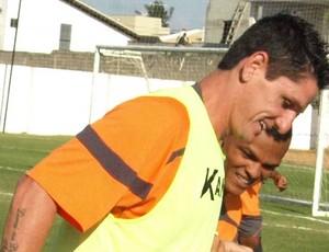 Marcinho Guerreiro, CRB (Foto: Divulgação)
