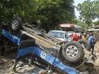 Protesto em mineradora na Nicarágua deixa um morto e 31 feridos
