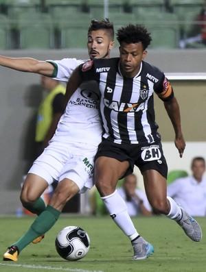 Edcarlos Atlético-MG x América-MG - Primeira Liga (Foto: Daniel Teobaldo/Futura Press)