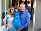 Rafa Justus comemora 4 anos com festa sobre 'A Bela e a Fera'