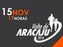 Inscrições para a corrida Volta de Aracaju 2016 seguem abertas