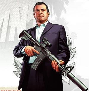 Site da revisra 'GameInformer' publicou outra arte de personagem de novo 'GTA' (Foto: Divulgação)