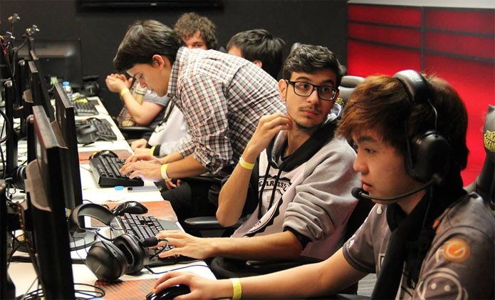 Intz está na final de League of Legends na Turquia (Foto: Divulgação)