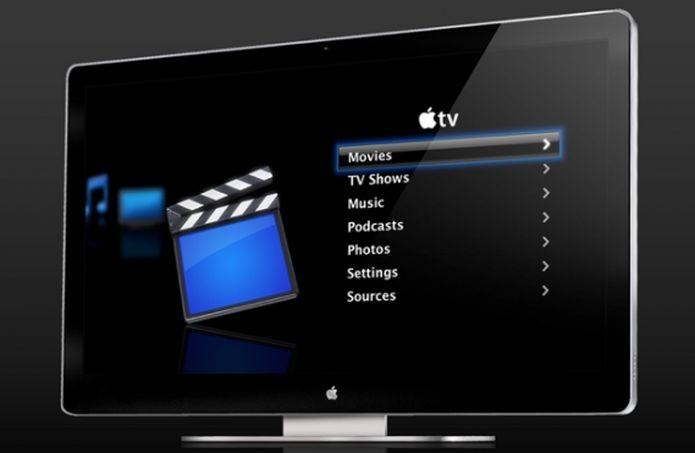 O software da Apple TV é uma versão adaptada do iOS (Foto: Creative Commons/Flickr/paz.ca)