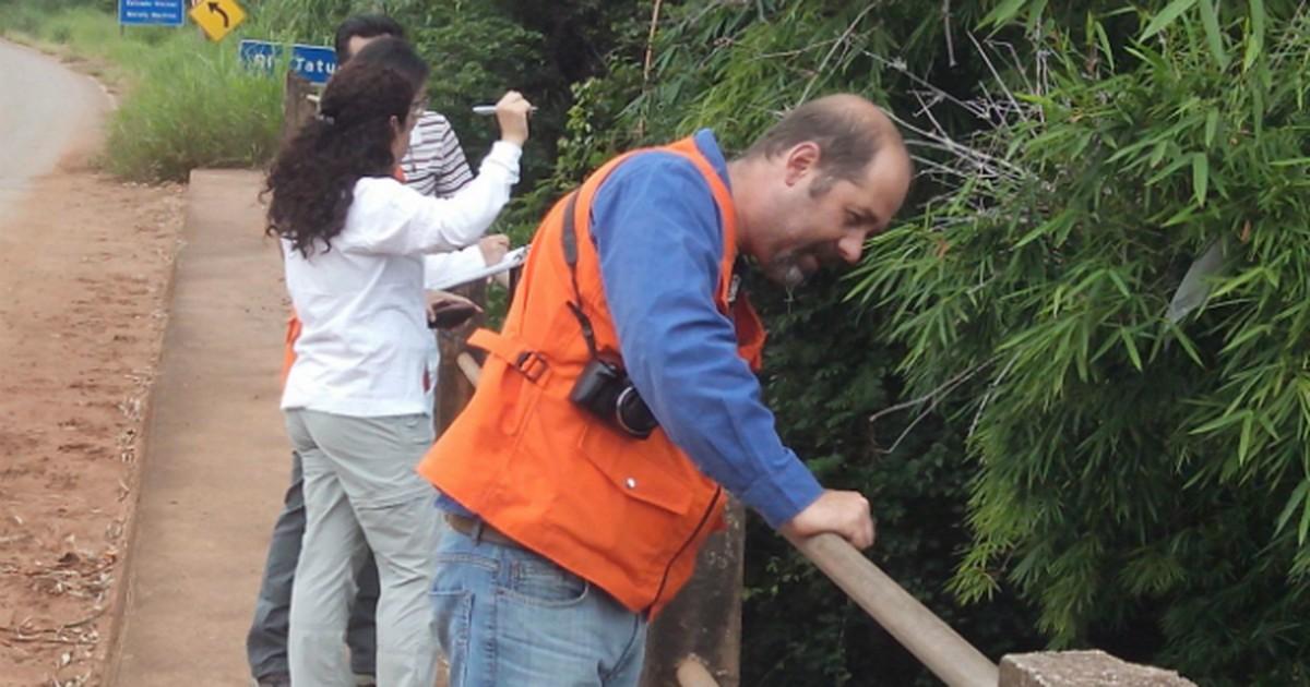 IPT faz mapeamento de áreas de risco durante chuvas na região - Globo.com