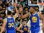 """Kevin Durant ignora posto de vilão por ida ao Golden State: """"Estou em paz"""""""