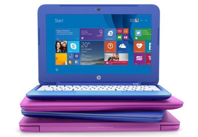 Stream, o novo notebook baratinho da HP (Foto: Divulgação)
