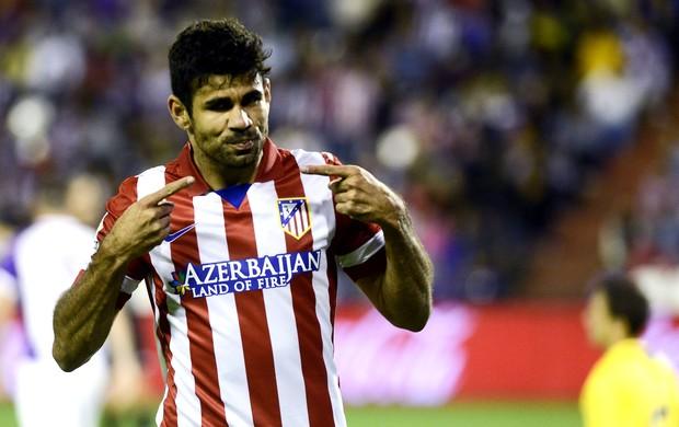 ac637972c5 Diego Costa Atlético de madrid gol valladolid (Foto  Agência ...