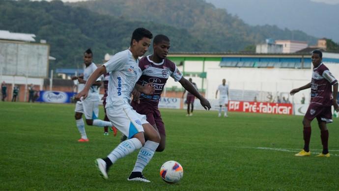 renan oliveira edinho atlético de ibirama avaí (Foto: Daniel dos Santos/Divulgação)